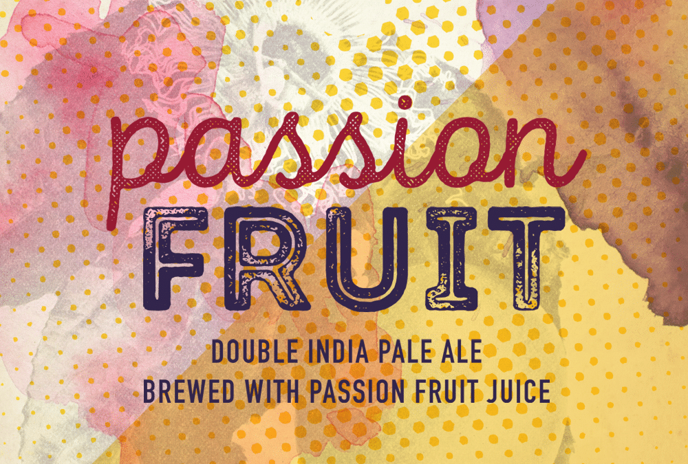 Passion Fruit Double IPA