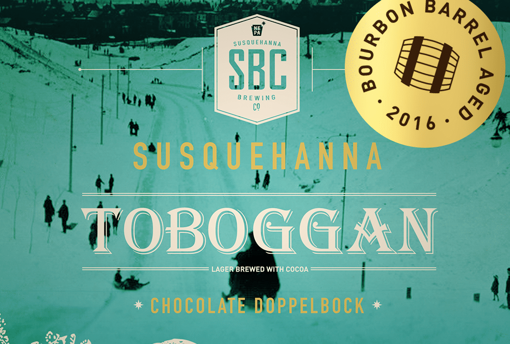 Toboggan Bourbon Barrel Aged Chocolate Doppelbock