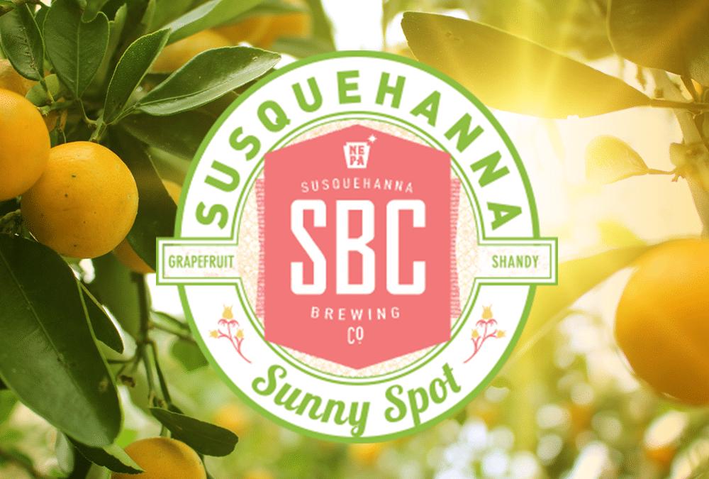 Sunny Spot Grapefruit Shandy