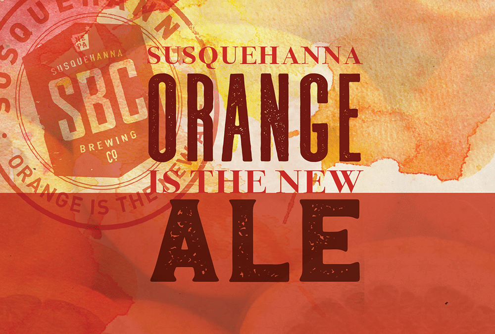 Orange is the New Ale