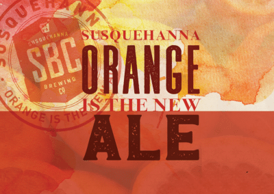 Orange is the New Ale