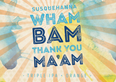 Wham Bam Thank You Maam IPA