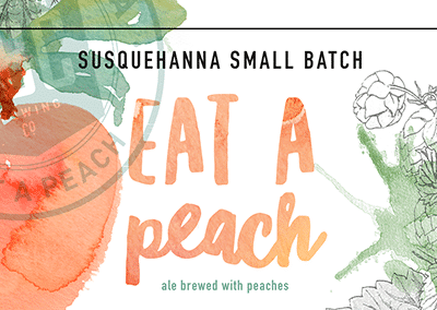 Susquehanna Small Batch Eat a Peach