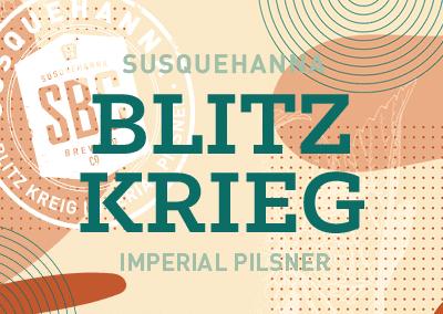 Blitzkrieg Imperial Pilsner